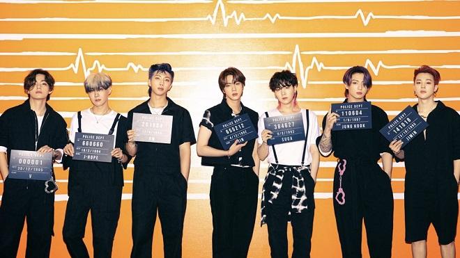 BTS lại lập doanh số album kỷ lục tại Hàn với đĩa đơn mới