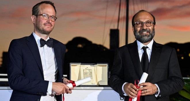 LHP Cannes, LHP Cannes 2021, Người thắng cuộc tại Cannes 2021, Titane, Julia Ducournau, cành cọ vàng