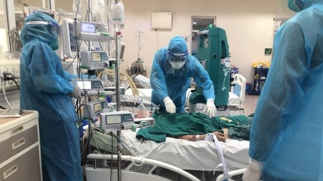 Cứu sống con của một sản phụ tử vong do mắc Covid-19 tại Đồng Nai