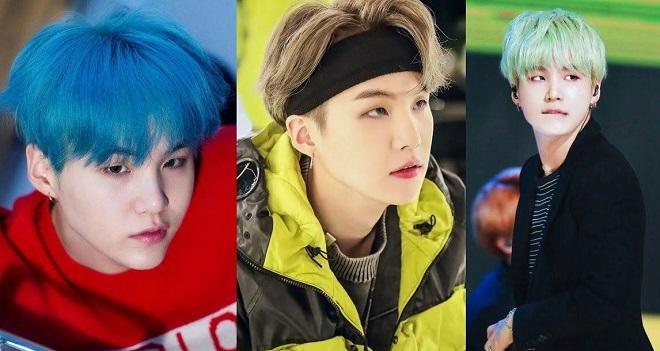 BTS, Suga, Suga BTS, BTS 2021, BTS tin tức, BTS Permission To Dance, BTS Suga, BTS tóc mới, Suga màu tóc mới, ảnh Suga BTS, suga BTS ảnh đẹp