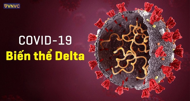 Covid-19, Covid-19 thế giới, Delta, biến thể virus SARS-CoV-2, virus Delta, độ nguy hiểm của Delta, các biến thể của virus covid-19, covid-19 hôm nay