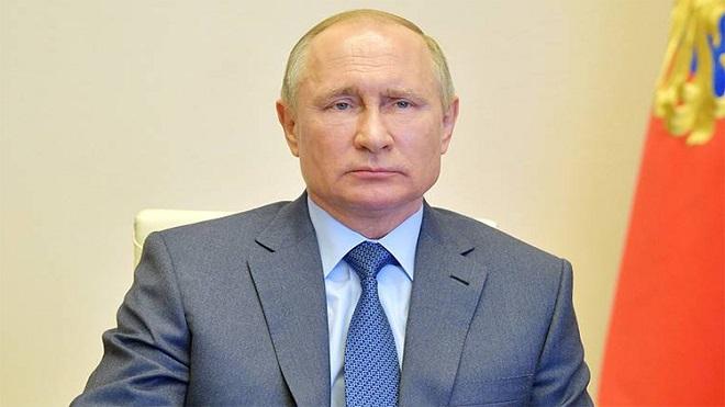 Tổng thống Nga, Nhà nước hồi giáo IS, Tây Nam Á, IS trỗi dậy, vladimir putin