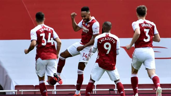 Trực tiếp bóng đá Ngoại hạng Anh vòng 1: Fulham vs Arsenal. Liverpool vs Leeds