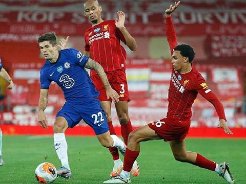 Trực tiếp bóng đá. Chelsea vs Liverpool. K+PM trực tiếp Ngoại hạng Anh