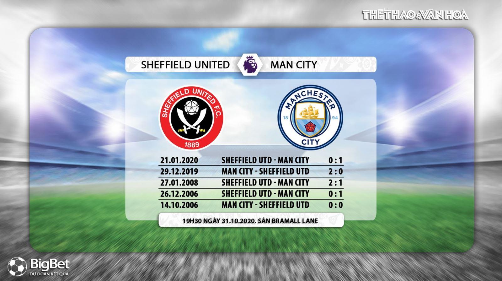 Truc tiep bong da, K+PM, Sheffield United vs Man City, Burnley Chelsea, Xem K+, xem trực tuyến bóng đá Anh, ngoại hạng Anh, lịch thi đấu bóng đá, tin tức bóng đá