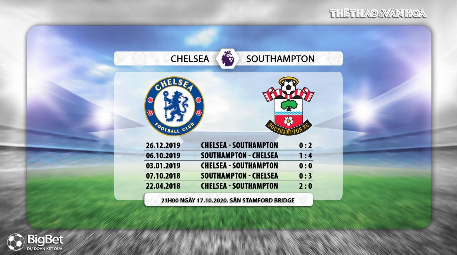 Truc tiep bong da, K+, K+PM, Chelsea vs Southampton, Ngoại hạng Anh, Kèo nhà cái, trực tiếp Chelsea đấu với Southampton, xem bóng đá trực tyến, trực tiếp bóng đá hôm nay