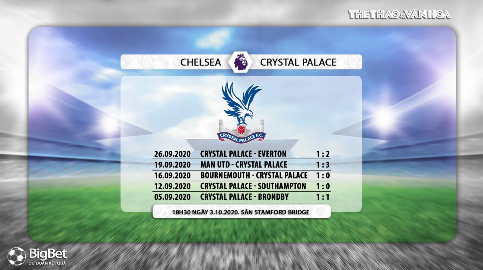 Trực tiếp Chelsea vs Crystal Palace, truc tiep bong da, K+, Trực tiếp bóng đá Anh, Trực tiếp K+PM, ngoại hạng Anh vòng 4, trực tiếp bóng đá Ngoại hạng Anh, Chelsea