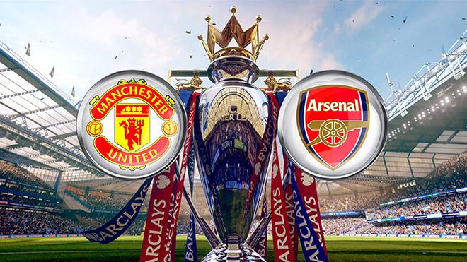 Trực tiếp MU vs Arsenal. Link xem trực tiếp MU vs Arsenal. Trực tiếp K+ PM