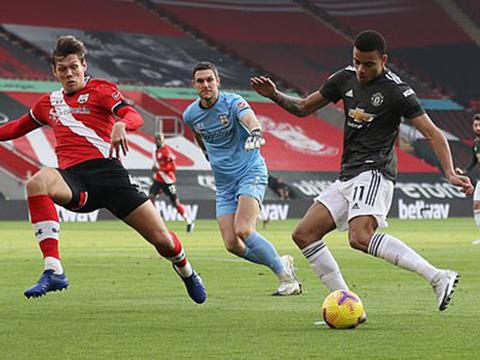 Trực tiếp bóng đá. Southampton vs MU. Link xem trực tiếp Ngoại hạng Anh vòng 10