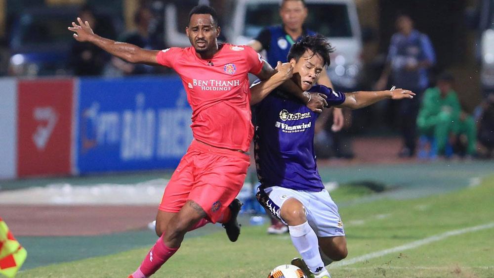 Trực tiếp bóng đá Hà Nội vs Sài Gòn. VTV6. BĐTV trực tiếp bóng đá Việt Nam