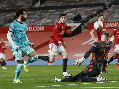 Trực tiếp MU vs Liverpool. FPT Play trực tiếp bóng đá cúp FA vòng 4