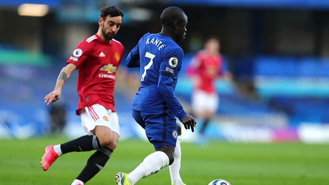Trực tiếp bóng đá Anh: Chelsea vs MU (23h30 hôm nay)