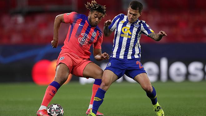 Trực tiếp bóng đá cúp C1: Porto vs Chelsea. Trực tiếp lượt đi Tứ kết Champions League