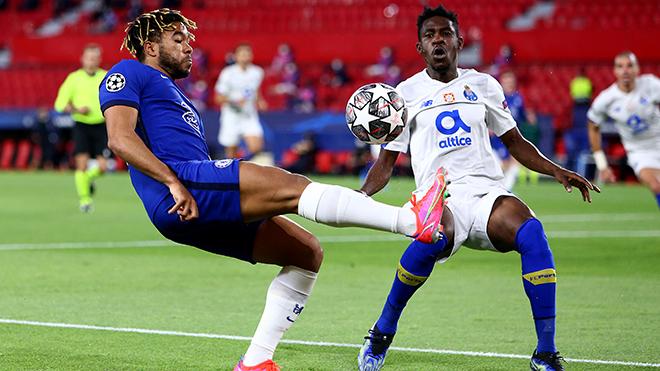 Trực tiếp bóng đá cúp C1: Chelsea vs Porto. K+, K+PC trực tiếp tứ kết Champions League