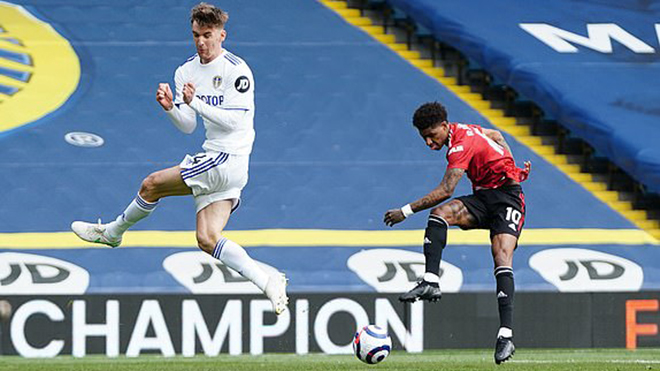 Trực tiếp bóng đá hôm nay: Leeds - MU, Ngoại hạng Anh (K+, K+PM trực tiếp)