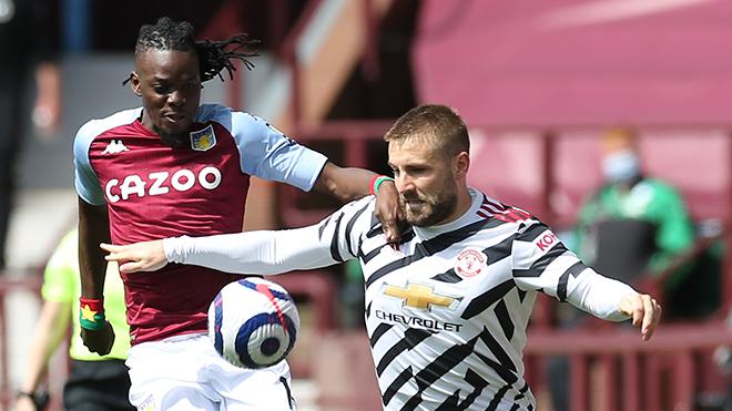 Trực tiếp K+PM Aston Villa vs MU. Xem trực tiếp bóng đá Anh hôm nay