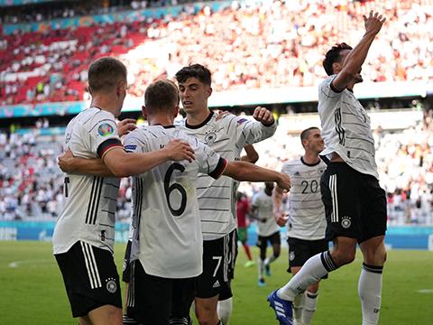 TRỰC TIẾP bóng đá Bồ Đào Nha vs Đức. VTV6, VTV3 trực tiếp EURO 2021 hôm nay