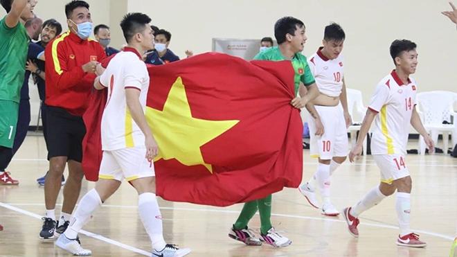 Trực tiếp bốc thăm VCK Futsal World Cup 2020, Futsal Việt Nam, đối thủ của đội Futsal Việt Nam, bảng đấu của Futsal Việt Nam, kết quả bốc thăm VCK World Cup 2021
