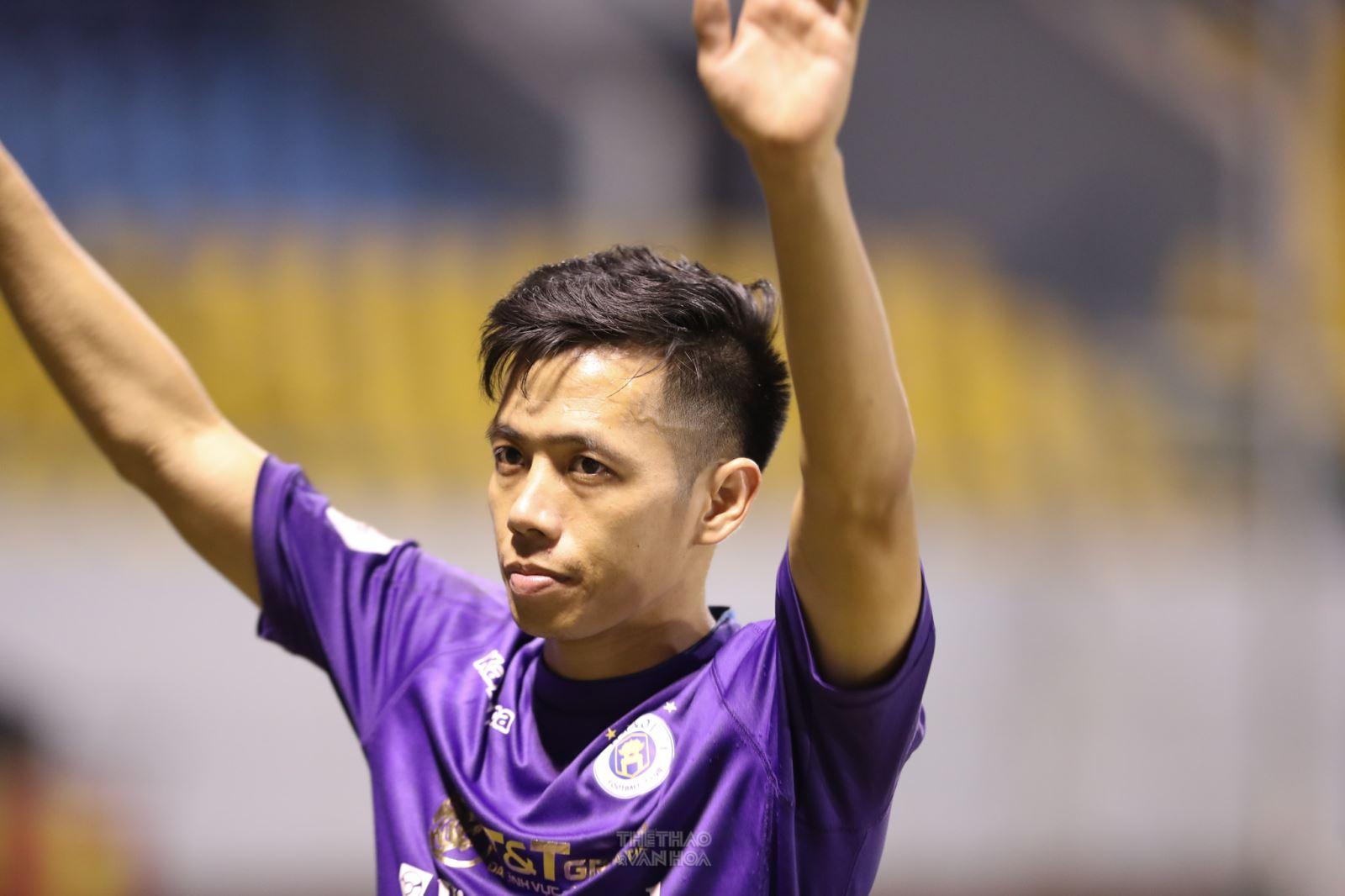 Những giọt nước mắt cho Hà Nội FC trên sân Cẩm Phả