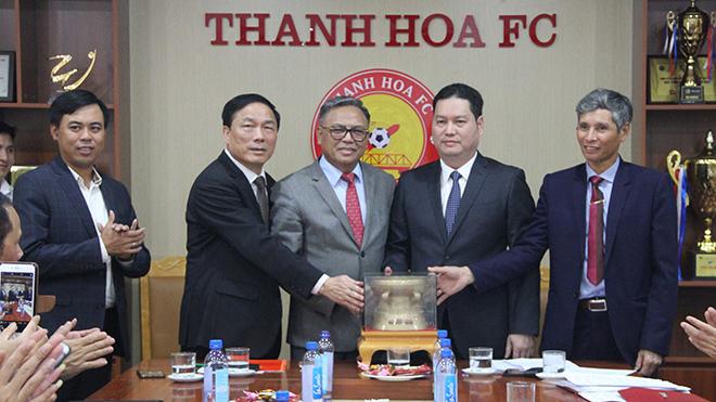 CLB Thanh Hóa chính thức có chủ sở hữu mới