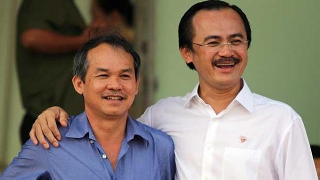 Bóng đá Việt Nam nhớ bầu Thắng!