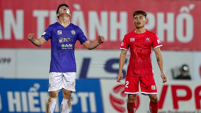 Vắng Quang Hải, Hà Nội FC vẫn 'dập lửa' ở Lạch Tray
