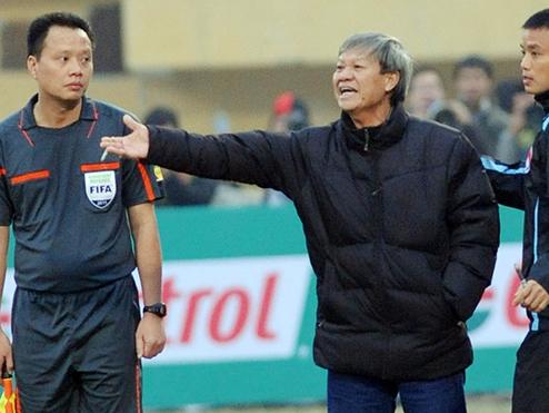 Cựu tuyển thủ Nguyễn Mạnh Dũng: 'HLV Lê Thụy Hải là người thầy lớn của tôi'
