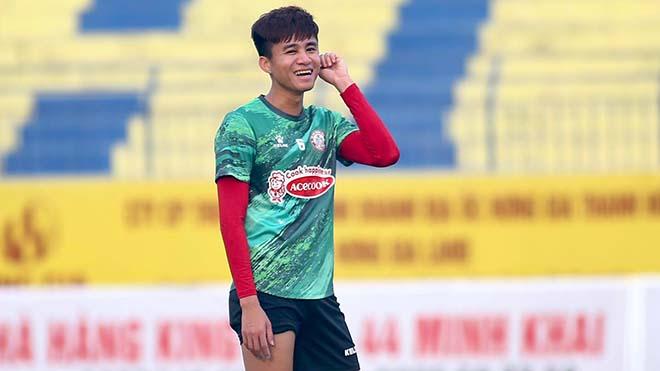 Sao trẻ HAGL tiếp tục được cho mượn, thủ quân Nam Định về Đà Nẵng