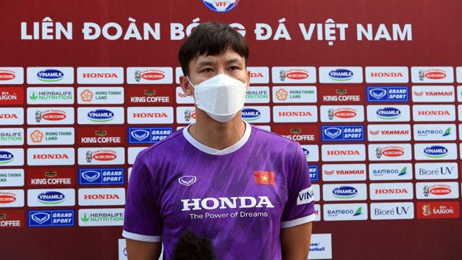 Đội trưởng Quế Ngọc Hải tiết lộ chuẩn bị của tuyển Việt Nam