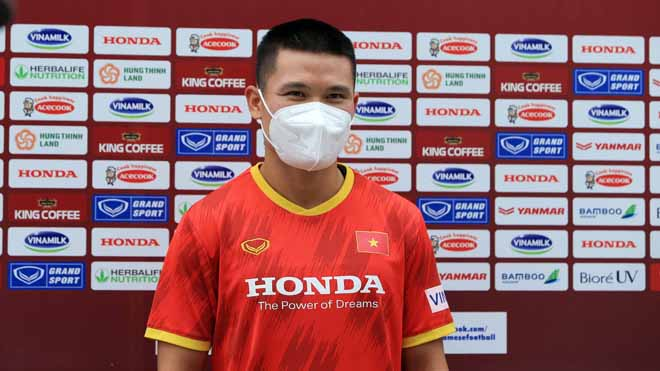 Tuyển Việt Nam vẫn còn 2 cầu thủ phải tập riêng