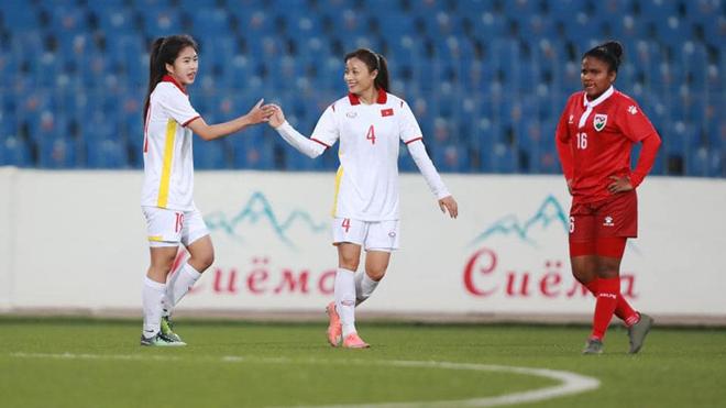 Nữ Việt Nam khó thu được bài học trước Maldives, Tajikistan