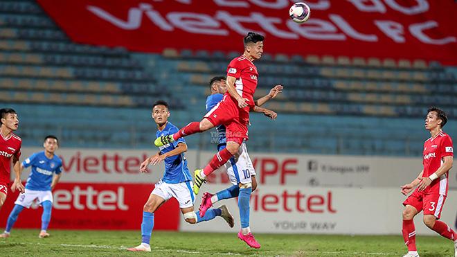 Chọn sân Việt Trì để tiếp Hà Tĩnh, Viettel 'giải cứu' vòng 13 V League