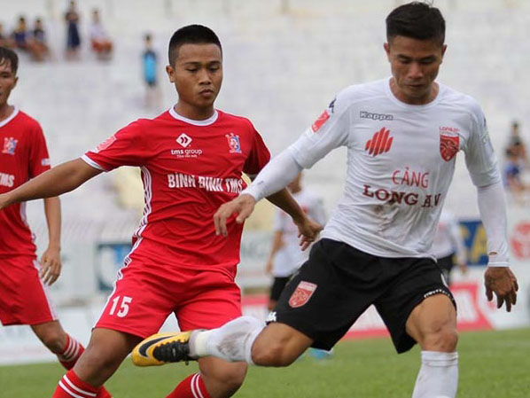 Nhận được trợ lực, Bình Định FC vẫn tham dự giải hạng Nhất 2019