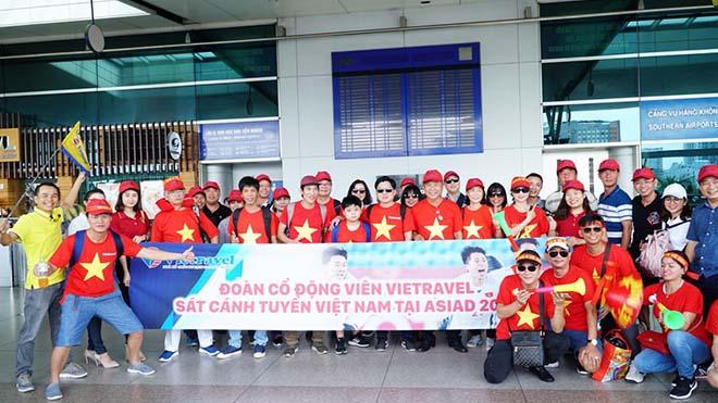 Sẽ có chuyên cơ chở CĐV Việt Nam sang Indonesia cổ vũ U23 Việt Nam