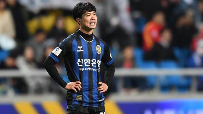 Tân HLV Incheon United 'ưu ái' dành lời khuyên cho Công Phượng