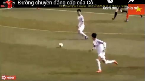 Công Phượng chơi tốt, Incheon United vẫn bị chê tơi bời