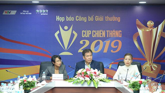 Cúp Chiến thắng 2019 tăng gấp đôi tiền thưởng