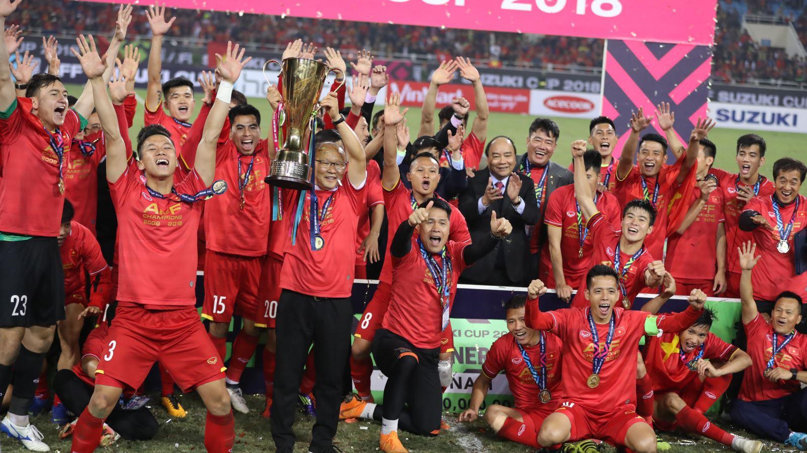 Bóng đá Việt Nam và 5 thách thức trong năm 2019