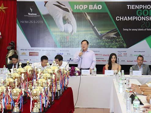 7 tỷ đồng giải thưởng ở Tiền Phong Golf Championship 2019