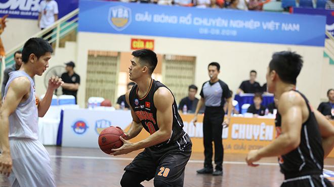 VBA 2018, Danang Dragons 78-91 Saigon Heat: Đại phá 'hang rồng', Saigon Heat bám sát ngôi đầu