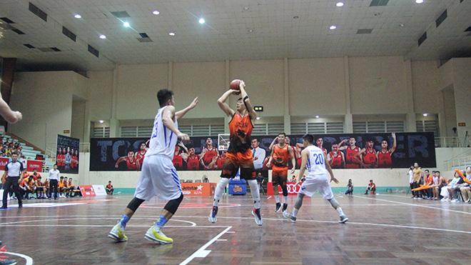 VBA 2019: Danang Dragons 60-67 Hochiminh City Wings: Đội khách nối dài mạch toàn thắng