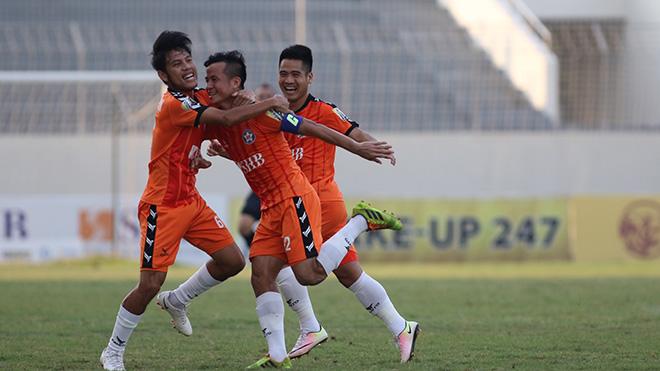 SHB Đà Nẵng 1-0 Than Quảng Ninh: Thắng trận, SHB Đà Nẵng cởi được nút thắt