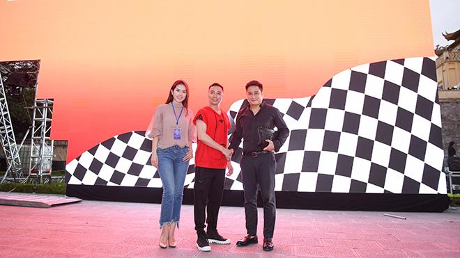 Điều đặc biệt tại lễ công bố giải đua xe F1 tại Hà Nội