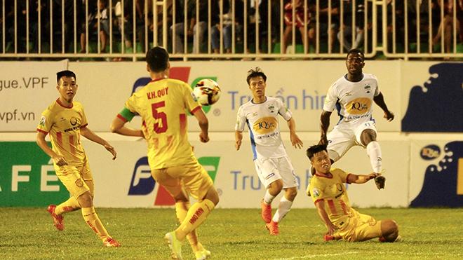 'HAGL tấn công chưa được linh hoạt vì giải U23 châu Á 2018'
