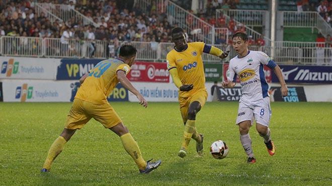 HAGL 0-3 FLC Thanh Hóa: Rimario 'lên đồng'