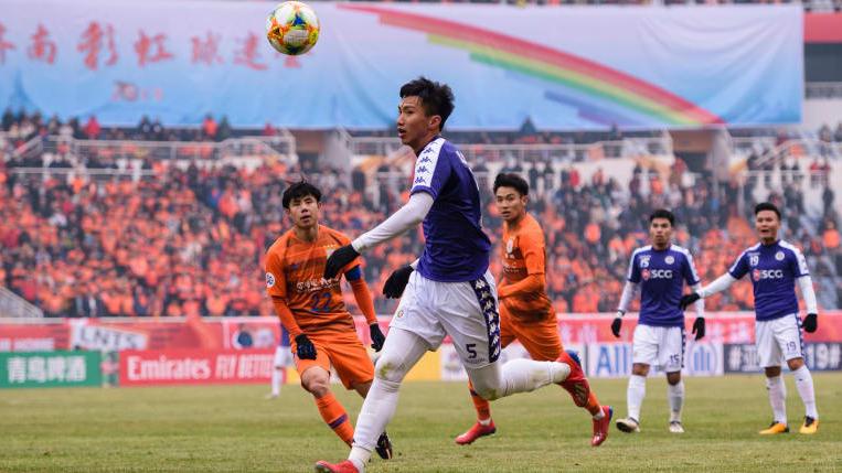 BLV Vũ Quang Huy: 'Tiếc cho Hà Nội FC'