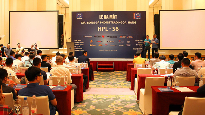 Giải BĐ phong trào HPL-S6 lên sóng truyền hình