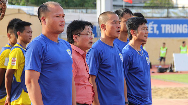 17h00 ngày 29/4, FLC Thanh Hoá – Long An: Chủ nhà phải thắng!