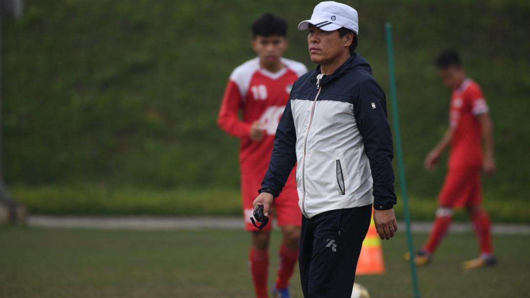 'Người quen cũ' của ông Park Hang Seo làm HLV trưởng Viettel