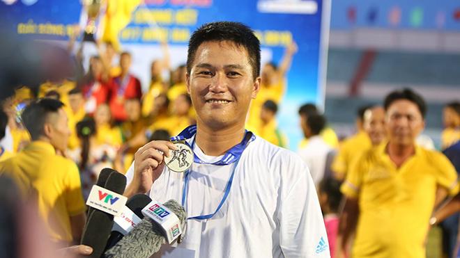 Thanh Hoá cử Mai Xuân Hợp làm HLV thay ông Vũ Quang Bảo